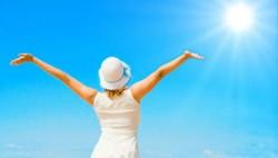 Güneş ışığının yararları 7