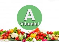 Hangi besinlerde A vitamini bulunur? 3