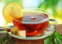 Limonlu çay içmenin faydaları