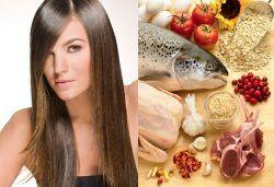 Saçların hızlı uzamasını sağlayacak 10 yiyecek 3