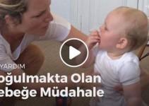 Boğulmakta olan bebeğe ilk yardım nasıl yapılır? 1