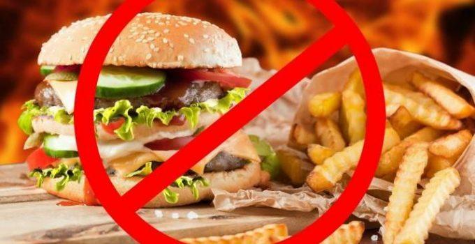 Sağlık için zararlı ve asla yememeniz gereken 9 yiyecek 1